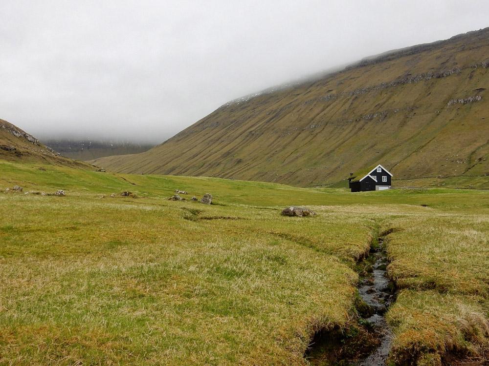 Remote house by Kirsten Henton.