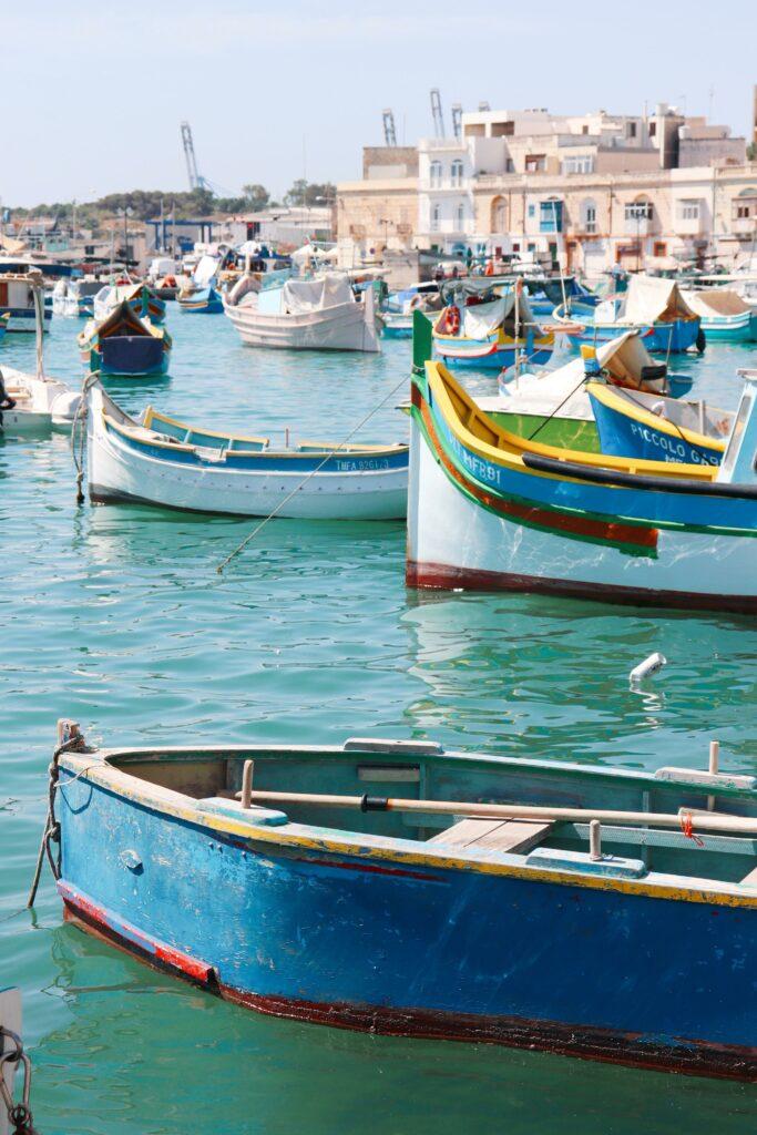 Malta - Marsaxlokk