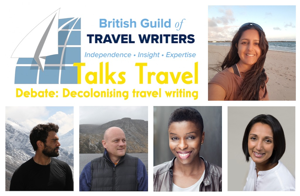 BGTW Talks Travel: Decolonising travel writing