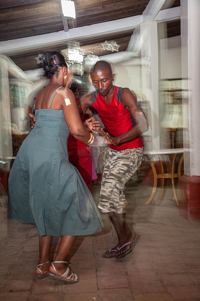 Dancing in Cuba by Tim Bird