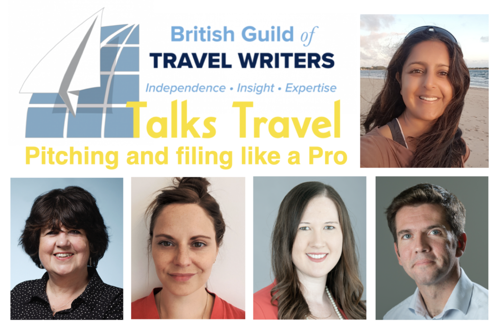 BGTW Talks Travel webinar: Pitching and filing like a pro