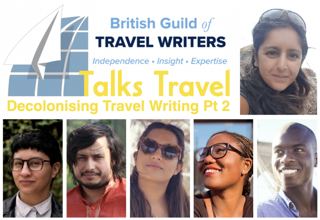 Decolonising travel writing part 2