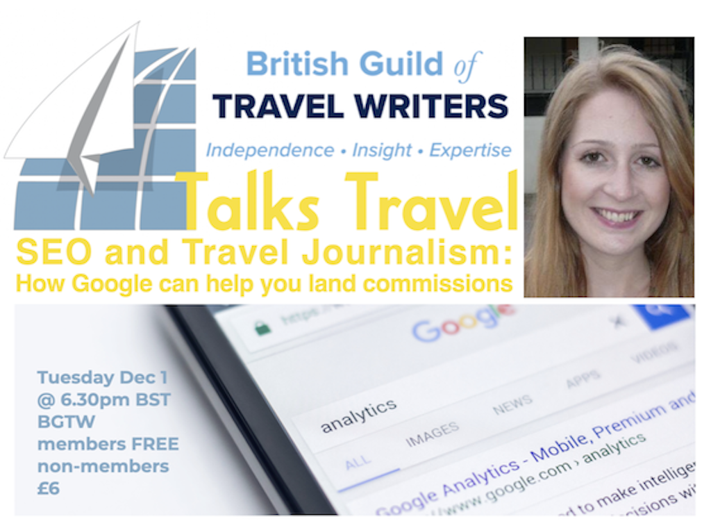 SEO and travel journalism