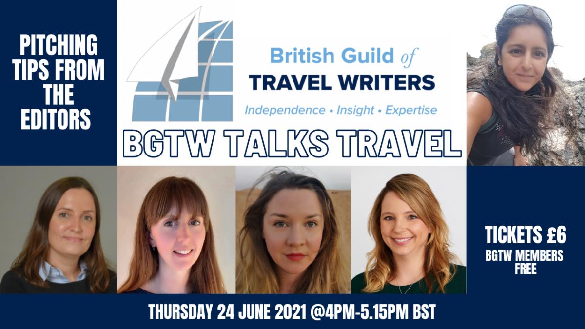 BGTW Talks Travel - pitching like a pro