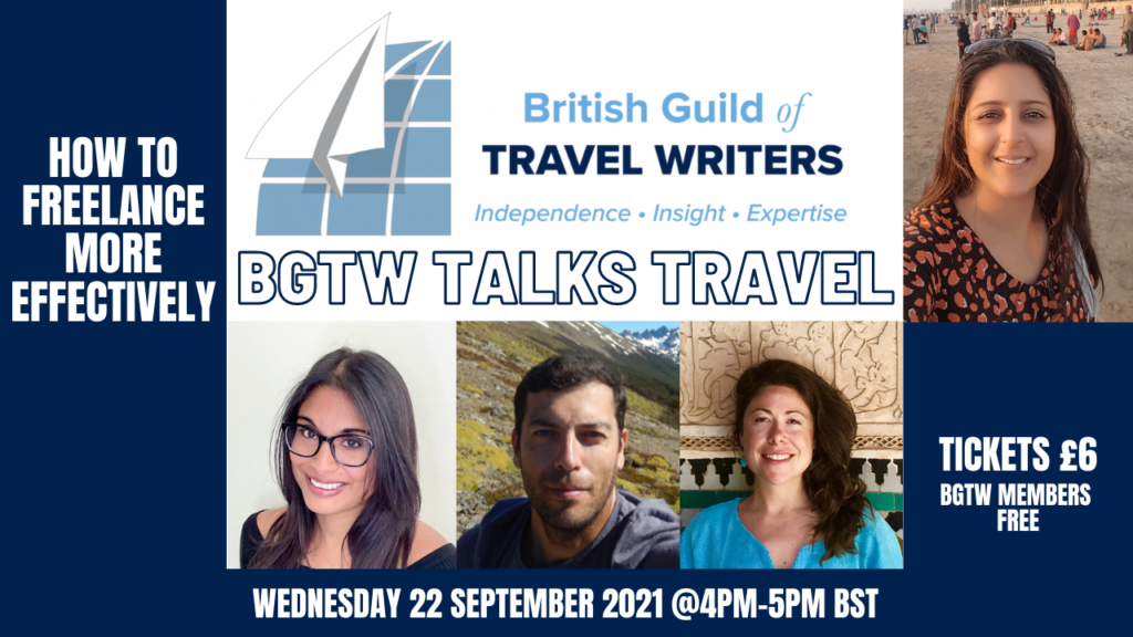 BGTW Talks Travel: How to freelance more effectively