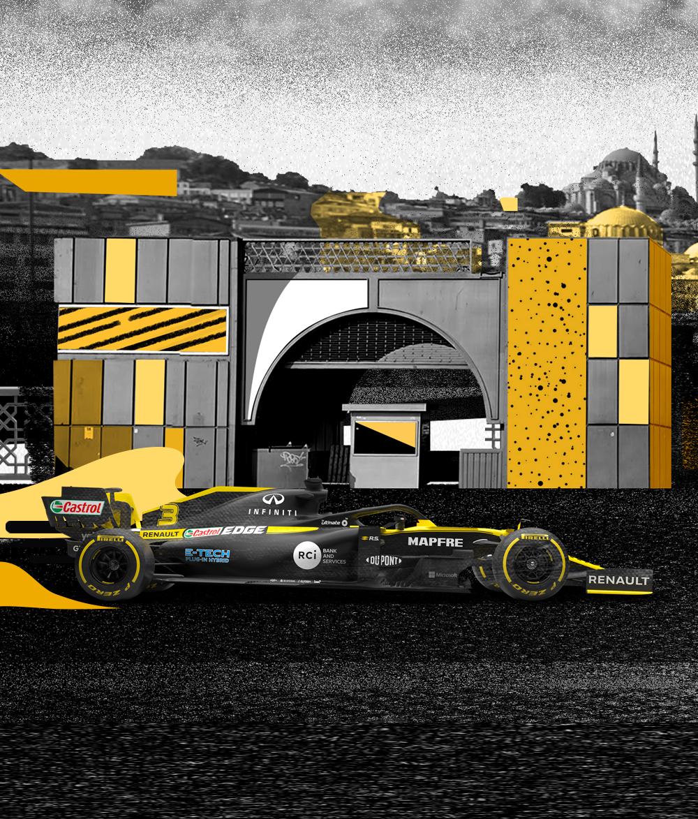 Renault  // Formula 1
