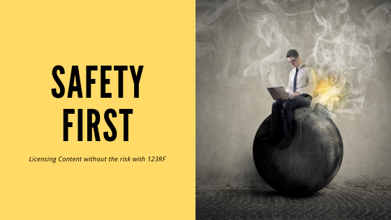How 123RF Keeps Your Business Safe