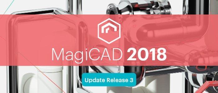 MagICAD 2018 UR-3