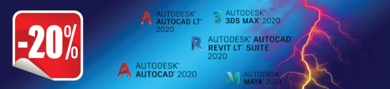 Autodesk Flash Sale 20