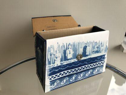 Cyanotype Tas