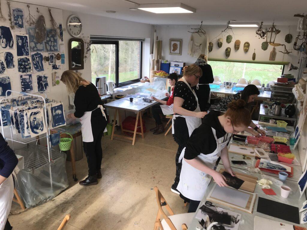 Atelier Het Schildersbedrijf van Binnen