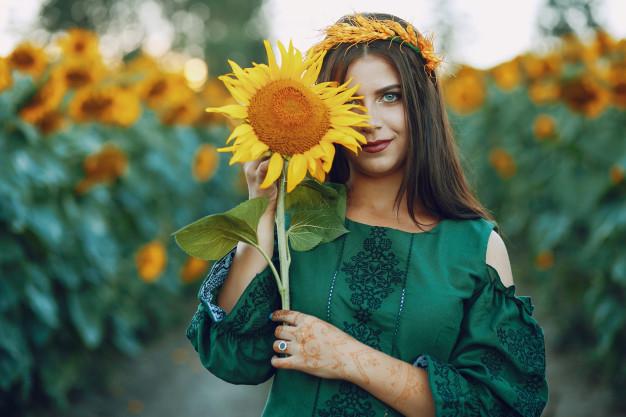 Why Ukrainian women are so beautiful?
