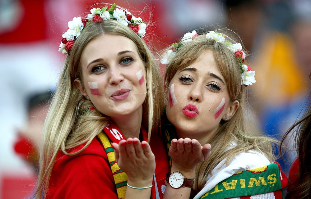 Poland Girls
