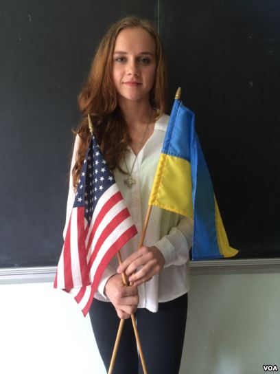 Ukrainian girls vs American girls
