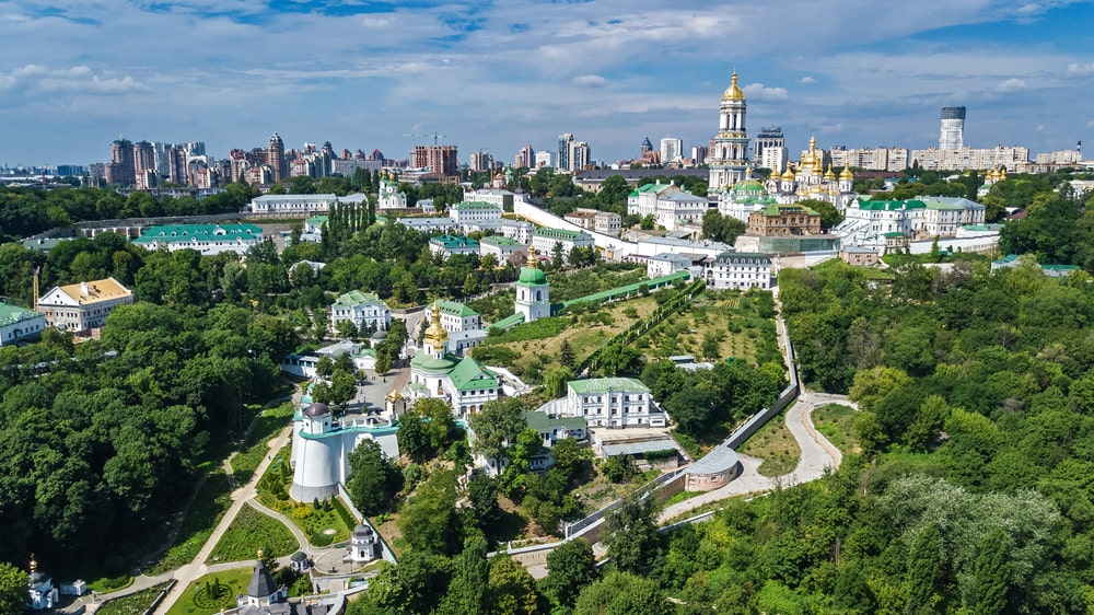 Best Places For Romantic Dating In Kyiv