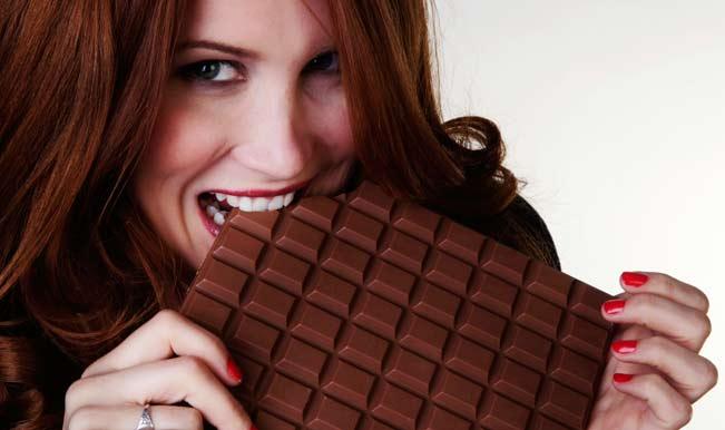 do Ukrainian women like chocolate