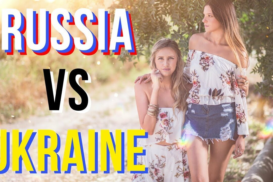 is Ukrainian same as Russian