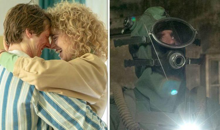 Chernobyl couple