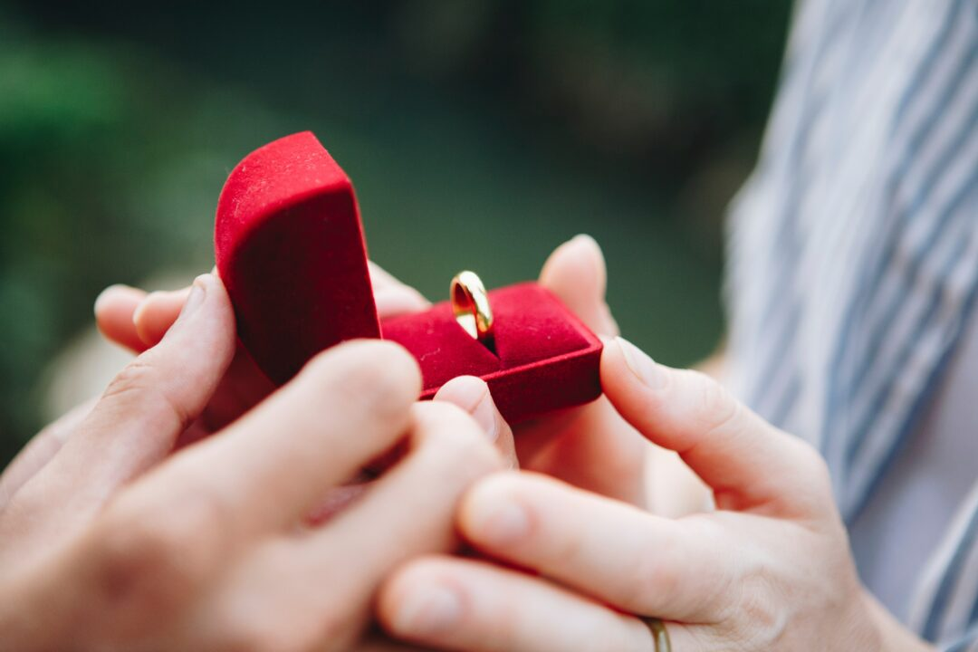 Wedding ring | Do Ukrainian women dream of marriage?