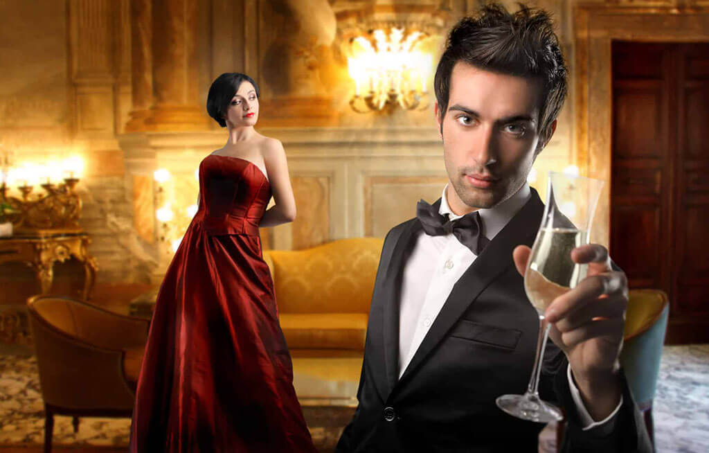 Rich men dating site. Advanced dating for wealthy men