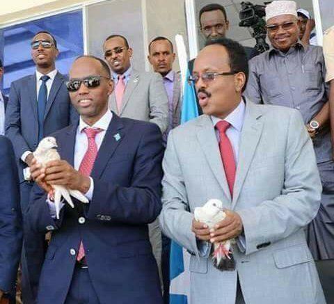 """Dr. Abdirahman Mohamed """" 2 jug oo culus ayaa Madaxweynaha ku dhacday"""""""