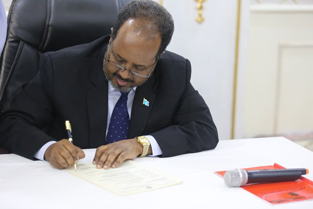 Somalia Must Learn to Stand Alone.