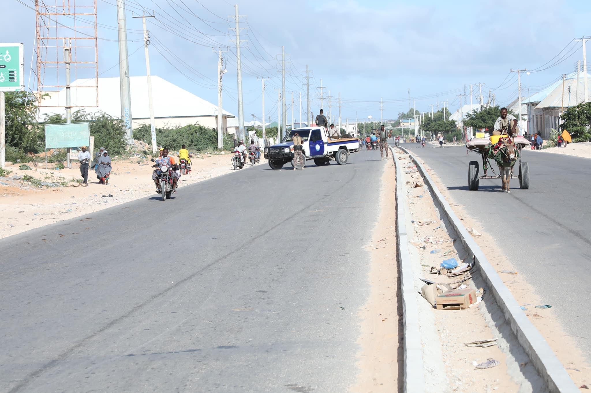 Dowladda Somalia oo shaacisay xilliga la furayo wadada xiriirisa Muqdisho iyo Afgooye