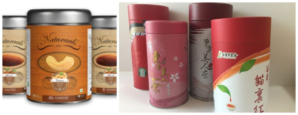 Packaging types : Tin Can He Tien Package Co.