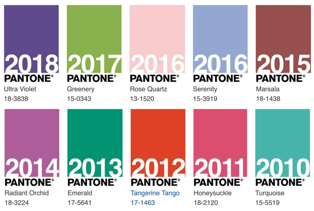 Pantone: A system for Colors He Tien Package Co.