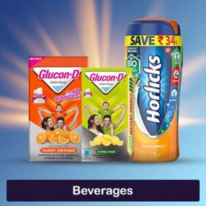 Beverages & Health Drinks