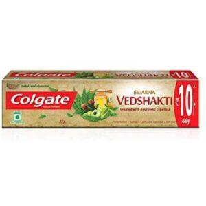 Colgate Swarna Vedshakti Toothpaste 21g