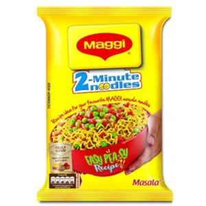 Maggi 2-Minute Instant Noodles Masala, 70g