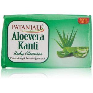 Patanjali Aloevera Kanti Body Cleanser 57g