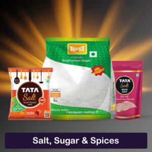 Salt, Sugar & Spices