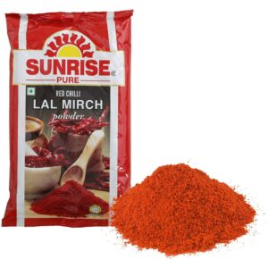 Sunrise Pure Red Chilli Lal Mirch Powder 10g