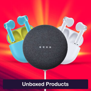 Unboxed Products