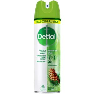 Dettol Surface Disinfectant Spray Original Pine 225ml