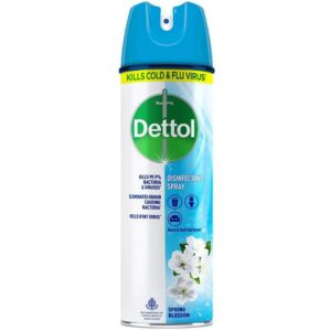 Dettol Surface Disinfectant Spray Spring Blossom 225ml