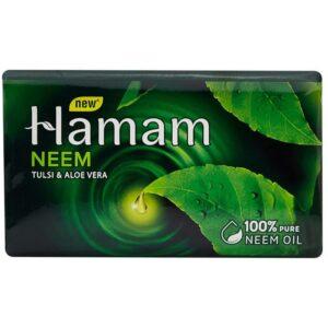 Hamam Neem Tulsi and Aloevera Soap 55g