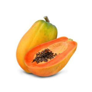 Papaya 1Pcs (Aprox 800g-1kg)