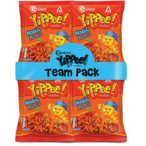 Sunfeast YiPPee! Magic Masala Noodles 12 x 70g Pack