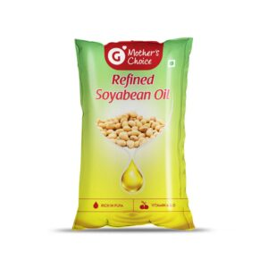 Mother's Choice Refined Soyabean Oil (Pouch)