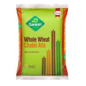 Ganesh Whole Wheat Chakki Atta