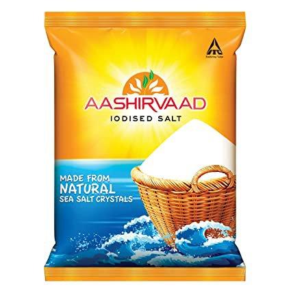 Aashirvaad Salt, 1kg