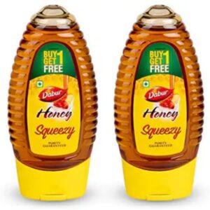 Dabur Honey 225 gm (Buy 1 Get 1 Free)