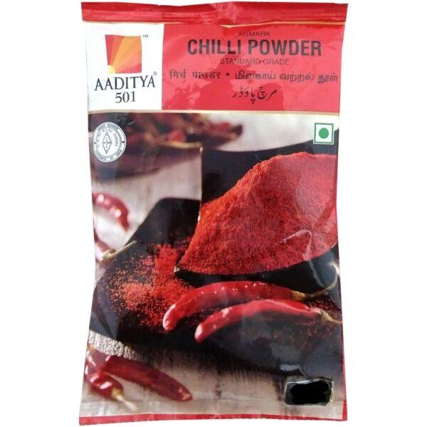 Aaditya 501 Red Chilli Powder