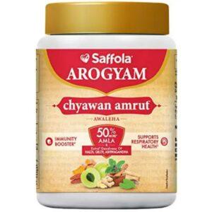 Saffola Arogyam Chyawan Amrut Awaleha 500 gm Chyawanprash