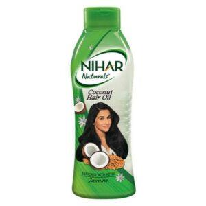 Nihar Naturals Coconut Hair Oil Jasmine