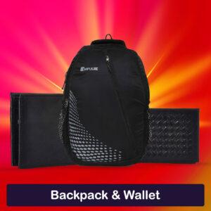 Backpack & Wallet