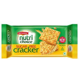 Britannia Nutrichoice Sugar Free Cracker 300g